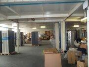 Сдается теплый склад в склакомплекса,1 этаж - 1500 м2, п.Томилино - Фото 2