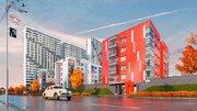 6 823 320 Руб., Продается 1-комн. квартира 40,81 кв.м. на Проспекте Буденного, Купить квартиру в новостройке от застройщика в Москве, ID объекта - 315013990 - Фото 2