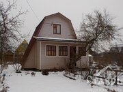 Тосненский район, г.Тосно, 6 сот. СНТ + дом 50 кв.м. - Фото 1