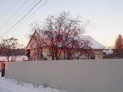 Новый, жилой дом, п. Рассоха, 18 км от Екатеринбурга. - Фото 1