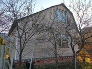 Теплый дом в СНТ Березки на участке 5 соток. - Фото 1