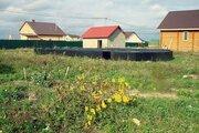 Продажа участка с гаражом и новым фундаментом дома - Фото 1