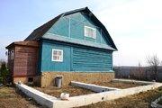 Бревенчатый дом в Егорьевском районе д.Полбино - Фото 3