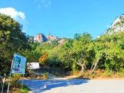 6 соток у подножья заповедника Гора-Кошка, 200 метров до моря - Фото 1