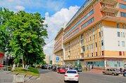 """Офис с отделкой в бизнес-центре """"9 акров"""" у метро Калужская"""
