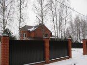 Качественный дом ПМЖ, все коммуникации, в окружение леса. д. Воробьи - Фото 5