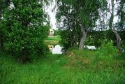 Продается участок 16 соток на берегу пруда в Наро-Фоминском районе - Фото 1