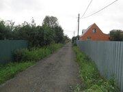 Участок 6 соток рядом с озером со старым домиком 55 км от Москвы - Фото 2