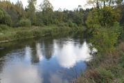 15 соток под ИЖС на 1й линии от реки Дубны, д. Тарусово Талдомский р-н - Фото 1