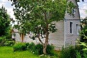 Продается отличный дом с баней и гаражом, с мебелью, 65 км от МКАД - Фото 3