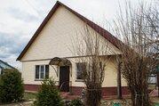 Жилой дом в деревне Федоровское (окраина г. Киржач) - Фото 1