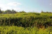 Земельный участок 15 соток д. Гришенки Чеховский район - Фото 1