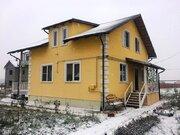 Капитальный дом с магистральным газом п. Михнево, Ступинский район - Фото 1