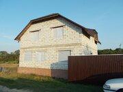 Дом в Нижнем Ольшанце рядом с водохранилищем - Фото 1