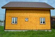Дом ПМЖ, дер. Цибино 100 кв м на участке 6.6 соток 50 км от МКАД - Фото 3