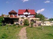 Продается благоустроенная усадьба в Тарусе на 6 га - Фото 1
