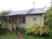 Готовый дом-баня с плодоносящим садом - Фото 1