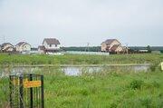8 соток в д. Волосово, Чеховский р-н, 57 км от МКАД - Фото 4