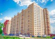 Трехкомнатная квартира в новом монолитно-кирпичном доме, ЖК Пироговски