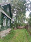Продается дом 49 кв.м. д. Песочное Серебряно-прудский район. 10 соток - Фото 1