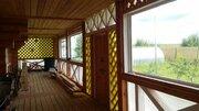 Продается жилой дом 140 кв.м. д. Садниково, 80 км от МКАД - Фото 3