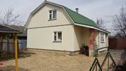 Дом, 110 кв. м, Кирпичный. Участок 6 соток, г. Апрелевка - Фото 1