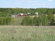 Продается земельный участок в деревне Лазаревка Каширского района - Фото 1
