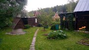 Продается дача в лесу рядом с большим озером, Ступинский район - Фото 4