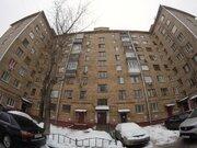 Продается трехкомнатная квартира (Москва, м.Кожуховская) - Фото 1