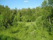 Земельный участок под дачное стоит. 100 сот.Духанино.35 км от МКАД - Фото 1