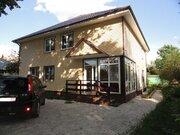 Продам дом 25 км от МКАД Волоколамское ш пгт Снегири 248 м2, 10 соток - Фото 1