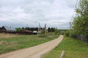 Участок 24 сотки на берегу озера в деревне М. Парфенки - Фото 1