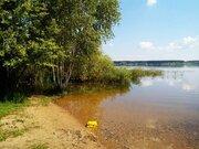 Участок 12 соток в деревне на берегу Можайского водохранилища (ПМЖ). - Фото 1