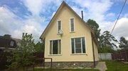 Продается 2х этажный дом 104 кв.м. на участке 6 соток п.Рассудово