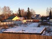 Участок 11 соток ИЖС Солнечногорск - Фото 1
