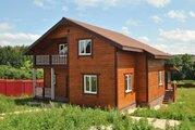 Новый дом у озера, 200 м2, 15 соток, Киевское или Калужское шоссе - Фото 2
