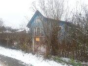 Земля в СНТ с домом в Московской области Клинского района - Фото 1