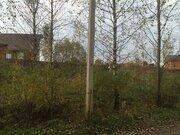 Участок 5 соток в деревне Коллонтай 95 км от МКАД - Фото 3