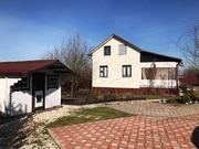 Благоустроенная двухэтажная дача с баней рядом с г. Бронницы. - Фото 1