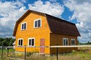 Жилой дом в деревне Юрцово, брус. - Фото 1