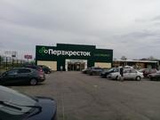 Торговое помещение в прикассовой зоне Перекрестка.