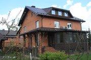 """Продается дом площадью 496 кв.м. в тиз """"Мещерино"""", 15 соток - Фото 1"""