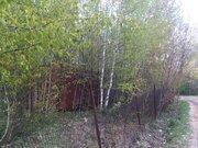 Земельный участок 8 соток, свет, газ, д. Мещерское Чеховский район - Фото 3