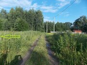 Продается земельный участок 6,8 соток д. Сущево Талдомского района, . - Фото 1