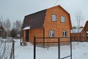 Продается дом 60 кв.м. на участке 8 соток в д.Натальино Раменский р-он - Фото 1