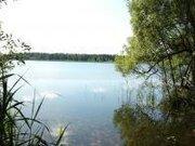 Продается участок 32 сотки на первой линии озера Большое Покровское.