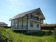 """Новый дом """"под ключ"""" в деревне Совьяки. Лес, река Протва, ИЖС - Фото 1"""