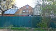 Продается в г.Пушкино на ул.Оранжерейной часть жилого дома - Фото 1