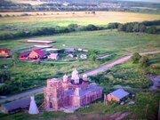 Земельный участок 23 сот. знп в п. Большое Руново недалеко от р. Ока . - Фото 1