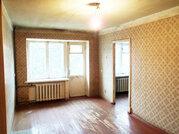 Двухкомнатная квартира на Пятёрке, Чистая продажа, свободная. - Фото 1